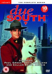 Due South [Ein Mountie in Chicago] Complete Series alle Folgen 18-DVD-Set