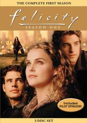 Felicity Complete Season 1 Staffel 3 DVD Set