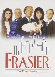 Frasier: Complete Season 1 (4-DVD-Set)
