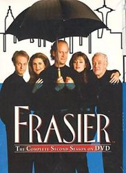 Frasier: Complete Season 2 (4-DVD-Set)