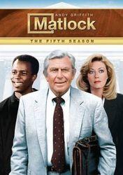 Matlock: Complete Season 5 (6-DVD-Set)
