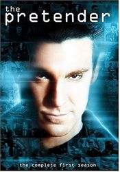The Pretender: Complete Season 1. Staffel (4-DVD-Set)