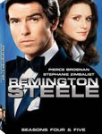 Remington Steele: Complete Seasons 4 & 5 (5-DVD-Set)