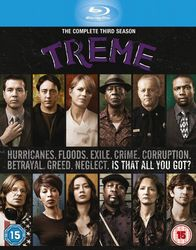 Treme complete Season 3. Staffel 4 Blu-ray Discs