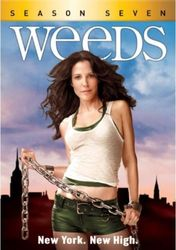 WEEDS: Complete Season 7. Staffel (5-DVD-Set) NEU