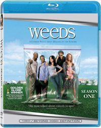 WEEDS: Complete Season 1 (Blu-ray Disc)