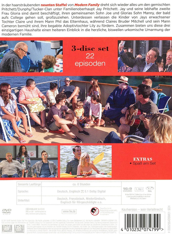 Modern Family Staffel 7 Deutsch Dvd