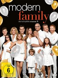 modern family - die komplette season 9. Staffel (3-DVD-Set)