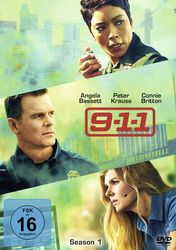 9-1-1 Season 1. Staffel (3-DVD-Set)