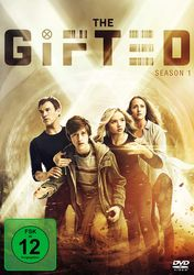 The Gifted - Season 1. Staffel (4-DVD-Set) NEU X-Men