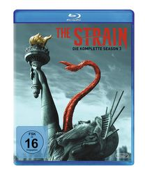 The Strain - die komplette Season 3 Stafffel (3 Blu-ray Discs)