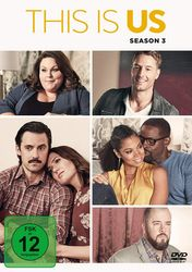 The Is Us - Season 3. Staffel (5-DVD-Set)