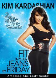 Kim Kardashian: Amazing Abs Body Sculpt - DVD