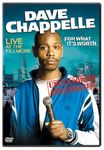 Dave Chappelle: For What It's Worth - DVD