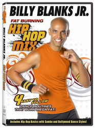 Billy Blanks Junior Fat Burning Hip Hop Mix (DVD)