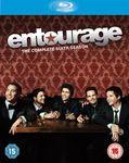 entourage: Complete Season 6. Staffel (3 Blu-ray Discs)