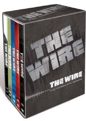 The Wire: The Complete Series (24-DVD-Set)