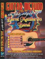 Guitar Method in the style of the Dave Matthews Band (DVD)