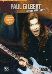 Paul Gilbert: Intense Rock 1 & 2 - DVD
