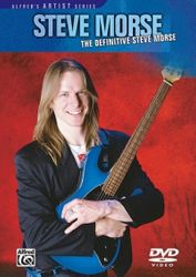 The Defenitive Steve Morse: Essential + Complete Styles - DVD
