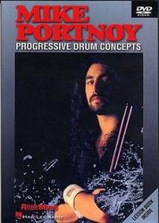Mike Portnoy: progressive drum concepts (DVD)