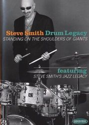 Steve Smith: Drum Legacy (2-DVD-Set + CD)