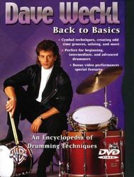 Dave Weckl: Back To Basics - DVD