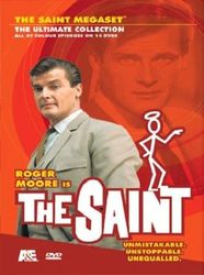 The Saint Megaset: The Ultimate Collection (14-DVD-Set)
