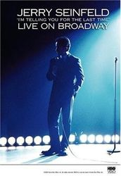 Jerry Seinfeld Live: I'm Telling You For The Last Time - DVD