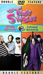 The Three Stooges: Funniest Moments + Simply Hilarious - DVD
