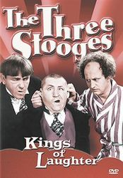 The Three Stooges: Kings of Laughter - DVD