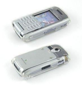 Crystal Case Schutz-Hülle zu Sony Ericsson P900 P910i Transparent
