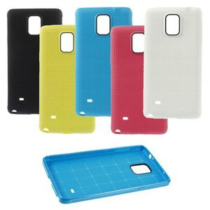 TPU-Case Handy-Hülle zu Samsung Galaxy Note 4 / SM-N910F - GRID