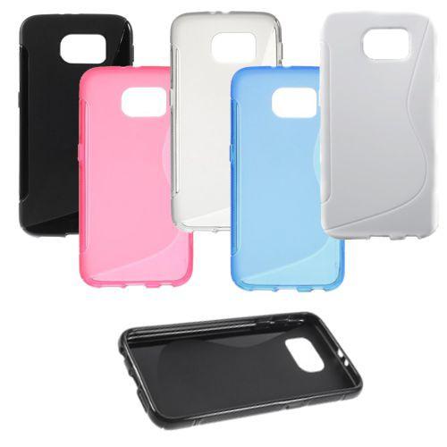 TPU-Case Handy-Hülle zu Samsung Galaxy S6 / SM-G920F - S-LINE
