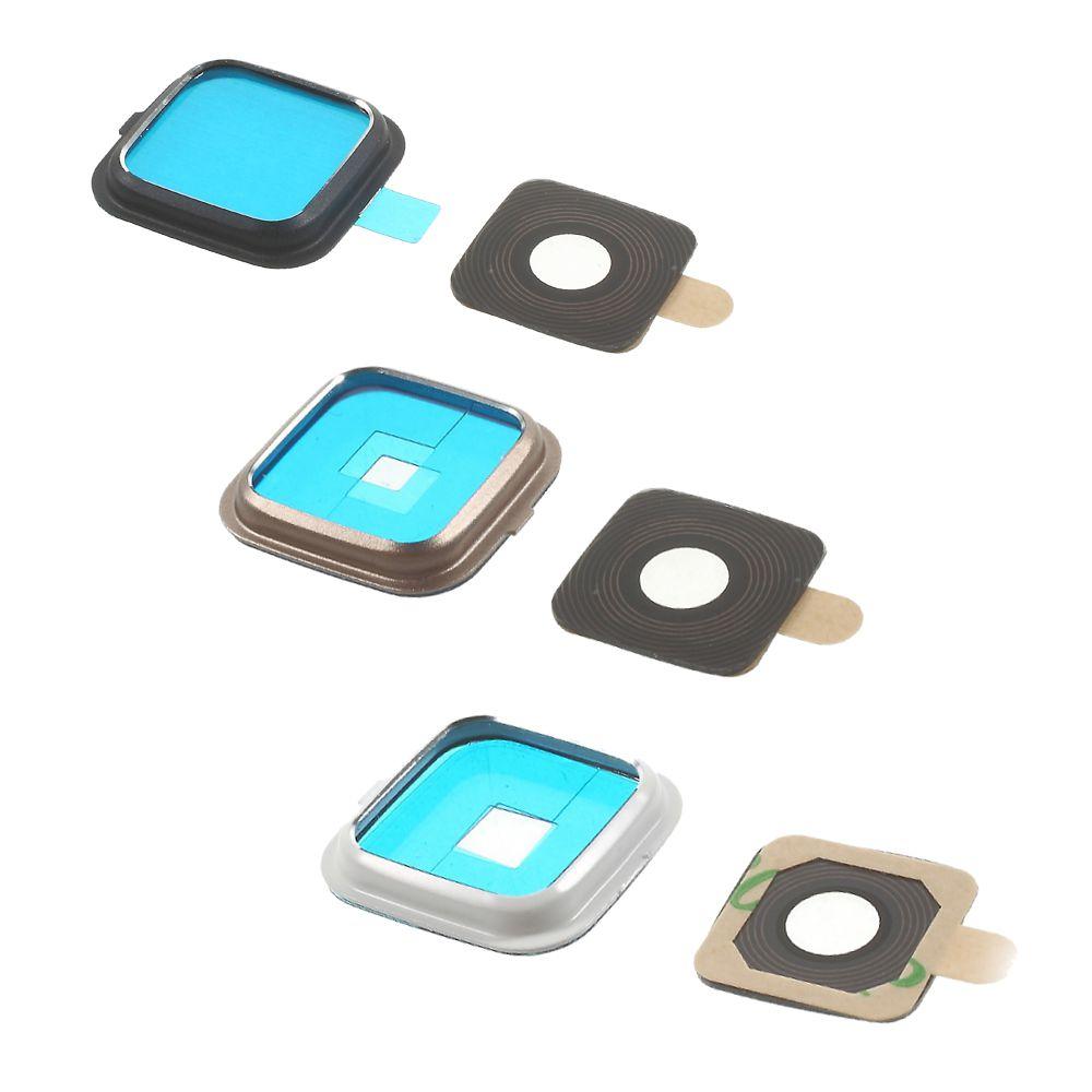 Kamera-Glas / Linse mit Rahmen #K31 zu Samsung Galaxy Note Edge / SM ...