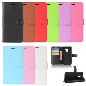 Flip Case Handy-Hülle BOOK #M30 zu Samsung Galaxy A8 2018/Plus 2018