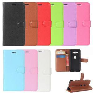 Flip Case Handy-Hülle BOOK #M30 zu Sony Xperia XZ2/Compact