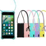 Handy Hülle mit Band zum Umhängen zu Apple iPhone 7 / 8 Plus