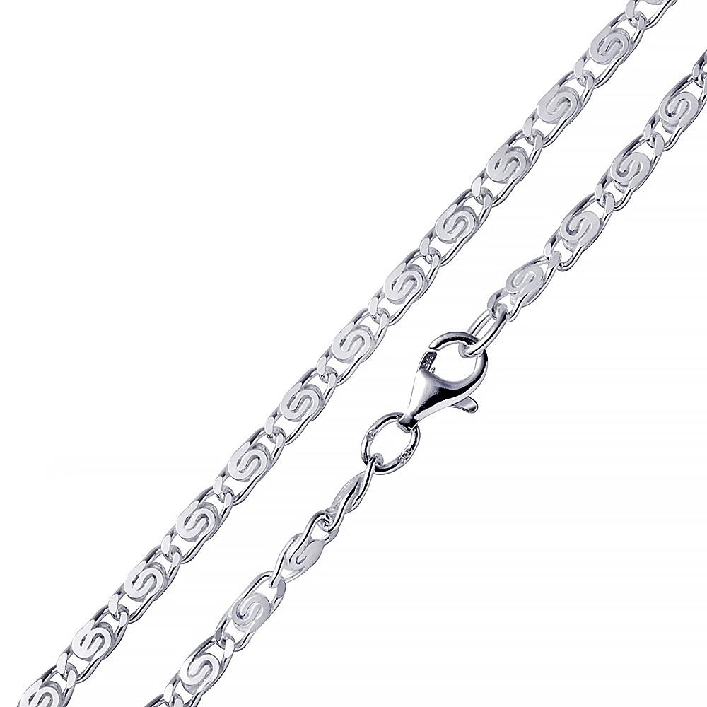 materia 3mm s panzerkette silber 925 halskette diamantiert. Black Bedroom Furniture Sets. Home Design Ideas