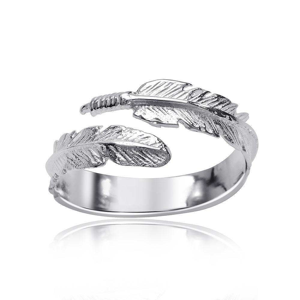 Silberring Ring Silber 925 Verstellbar Offen Damenringe Damen Schmuck Sterling