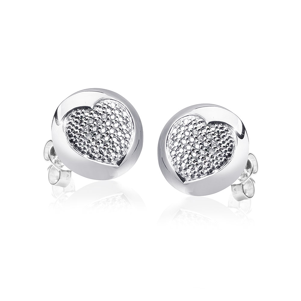 MATERIA Damen Ring Schmetterling Silber 925 rhodiniert inklusive Schmuckbox