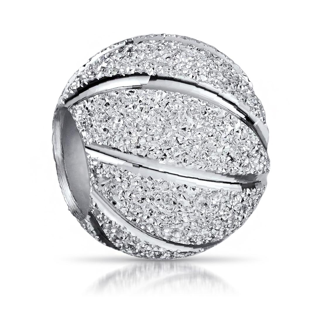 925 Sterling Silber Stardust Bead Element - Beads Modell: #454