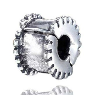 925 Sterling Silber Bead Stopper Clip - Beads Modell: #499