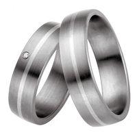 Trauringe / Ringe / Eheringe / Titan / Silber