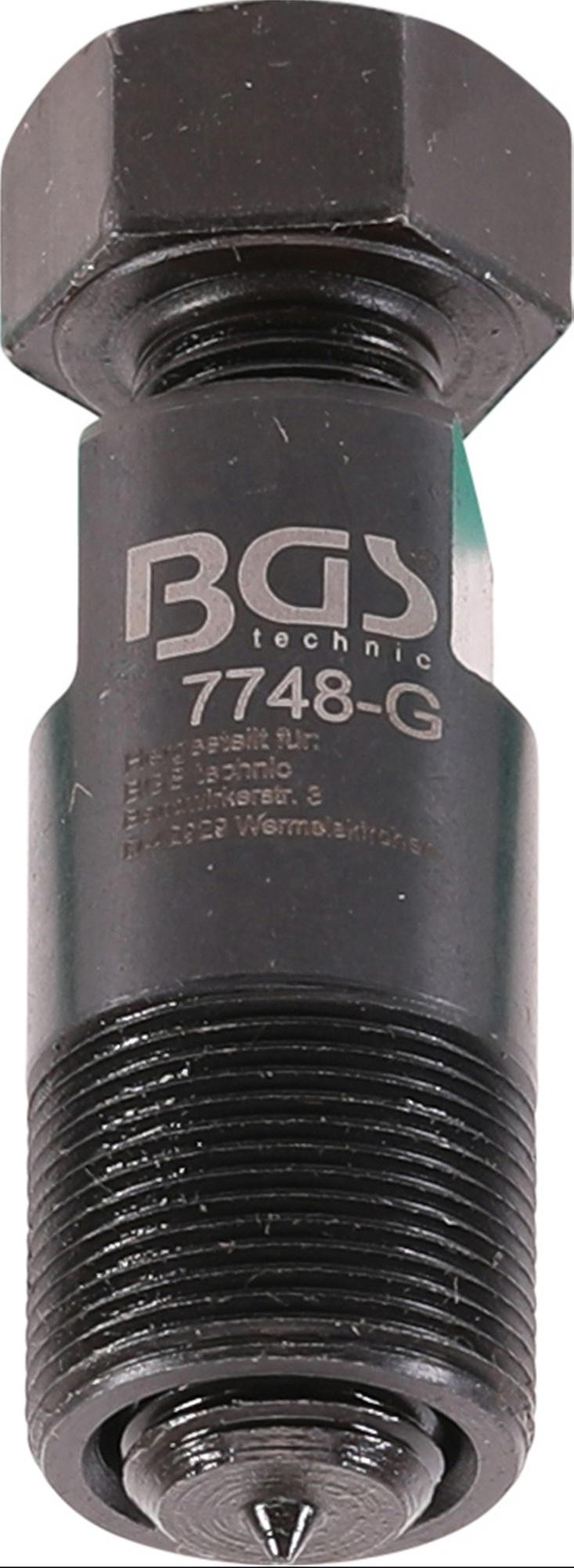 BGS 7748-G Polrad-Abzieher M19 x 1,0 für Motorrad