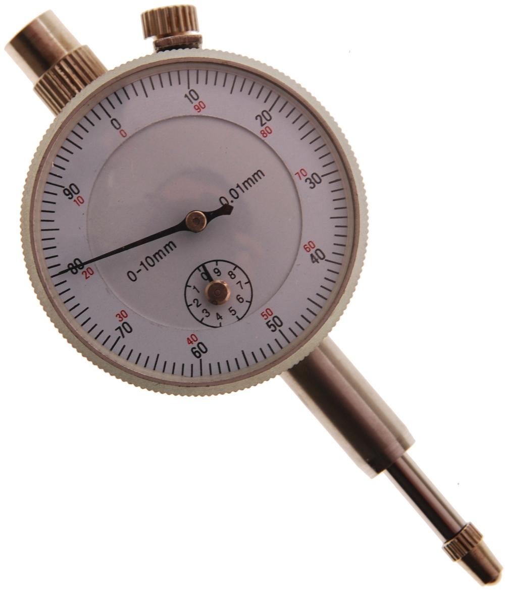 BGS 8319-1 Analoge Messuhr Genauigkeit 0,01 mm mit 8mm Schaft Ø42mm