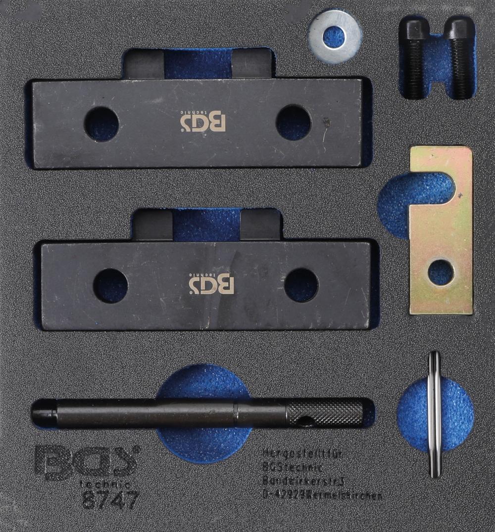 BGS 8747 BMW Satz Einstellwerkzeug für Motor M42 M50