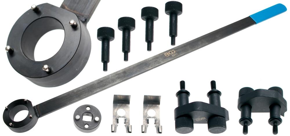 BGS 8951 Satz Einstellwerkzeug für Motor VAG 2.0L TFSI