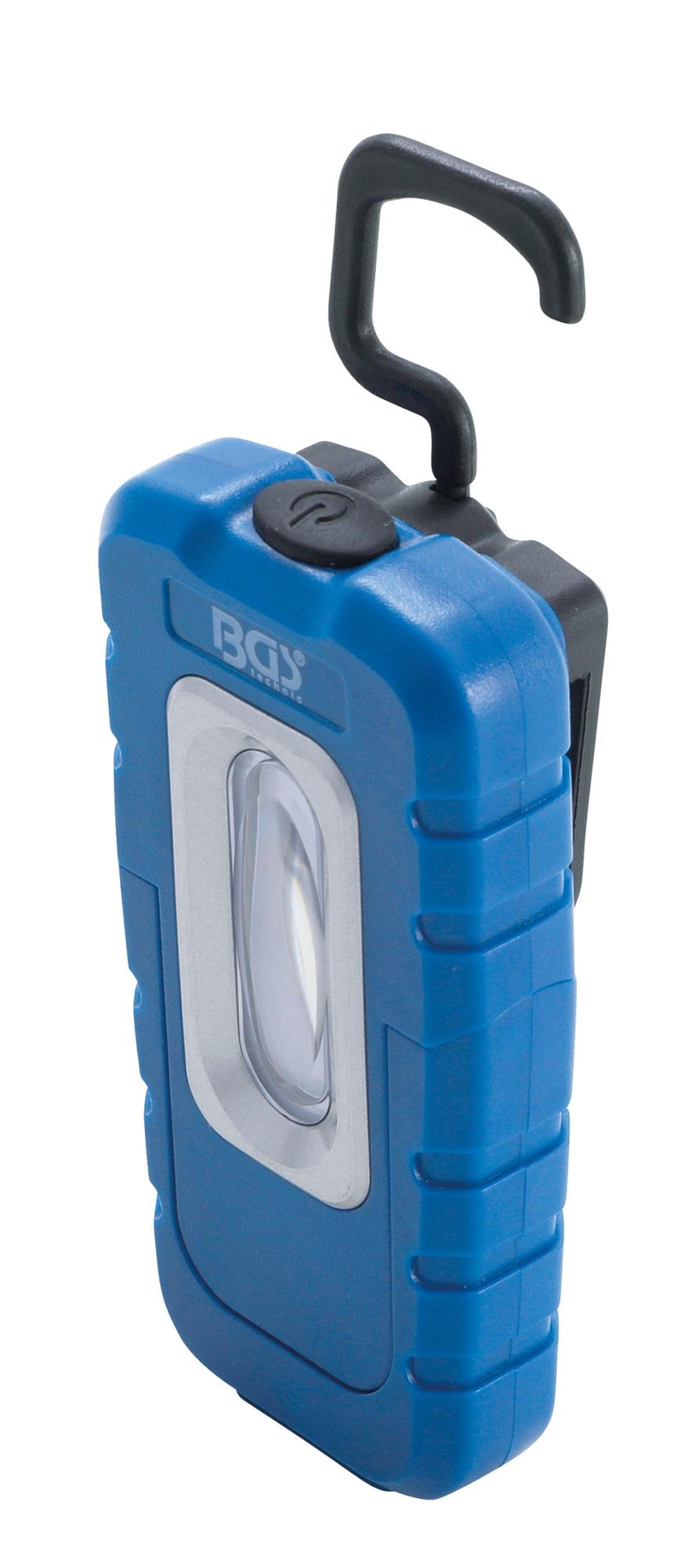 BGS 85326 SMD LED Arbeitsleuchte klappbar
