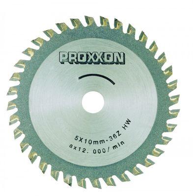 PROXXON 28732 Kreissägeblatt, hartmetall - bestückt (36 Zähne)